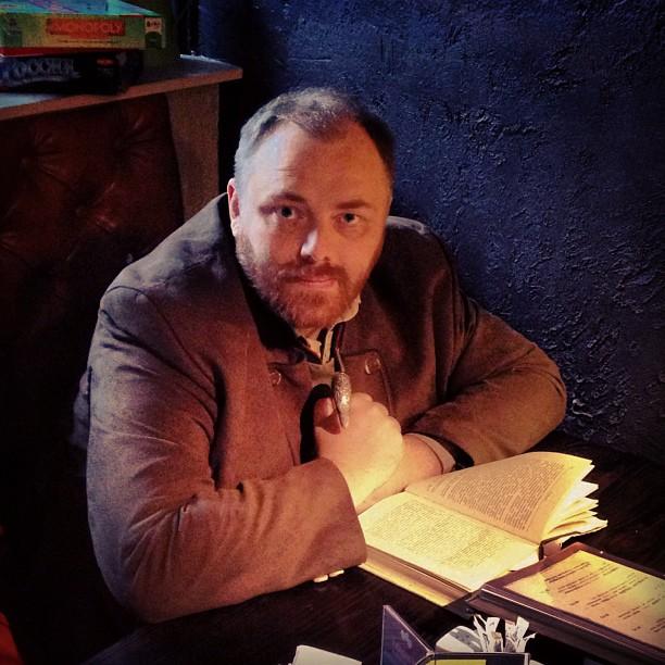 Егор Холмогоров. Сентябрь 2013