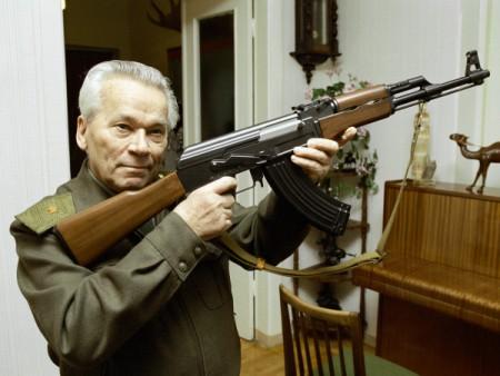 Егор Холмогоров. Гений Калашникова, или притча о зубах дракона