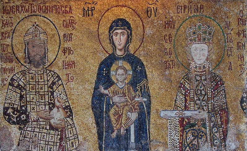 mozaik-in-de-ayasofya-moksee