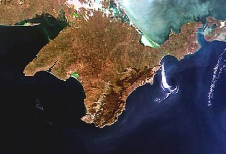 Крым. Уже не остров (2010)
