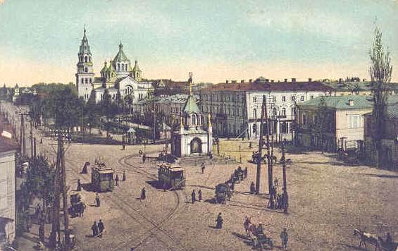 Житомир в начале XX века.