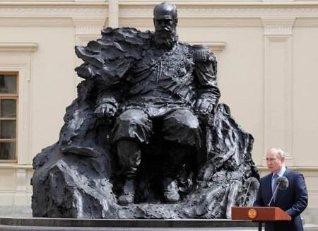 Александр III. Венценосный славянофил