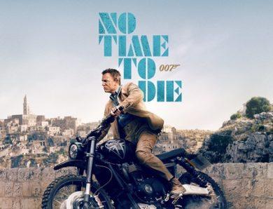 Не время умирать (2021)